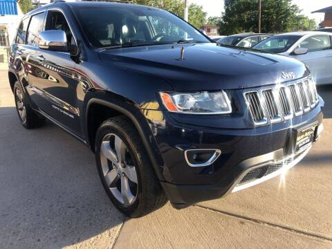 2014 Jeep Grand Cherokee for sale at Mister Auto in Lakewood CO