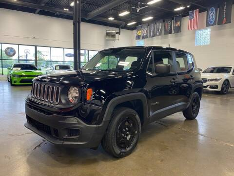 2017 Jeep Renegade for sale at CarNova in Sterling Heights MI