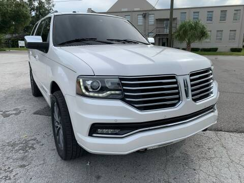 2016 Lincoln Navigator for sale at Consumer Auto Credit in Tampa FL
