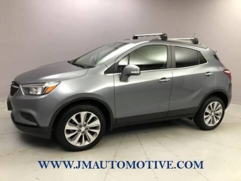 2019 Buick Encore for sale at J & M Automotive in Naugatuck CT