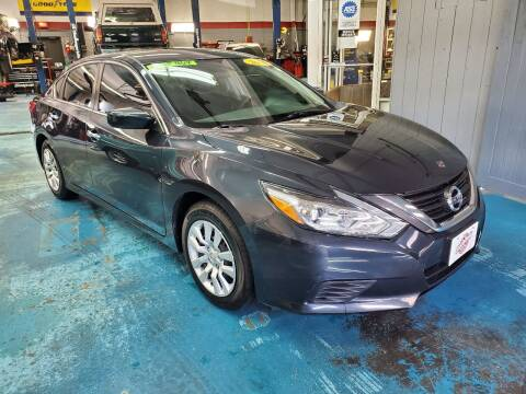 2016 Nissan Altima for sale at Stach Auto in Janesville WI