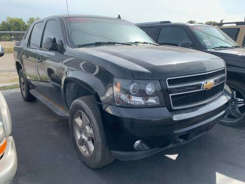 2007 Chevrolet Avalanche for sale at American Motors Inc. - Cahokia in Cahokia IL