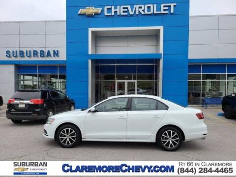 2017 Volkswagen Jetta for sale at Suburban Chevrolet in Claremore OK