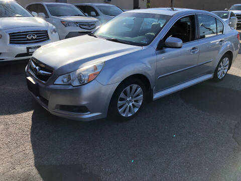 2012 Subaru Legacy for sale at Matrone and Son Auto in Tallman NY