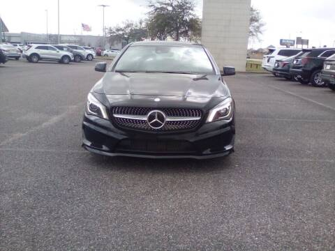 2015 Mercedes-Benz CLA for sale at JOE BULLARD USED CARS in Mobile AL