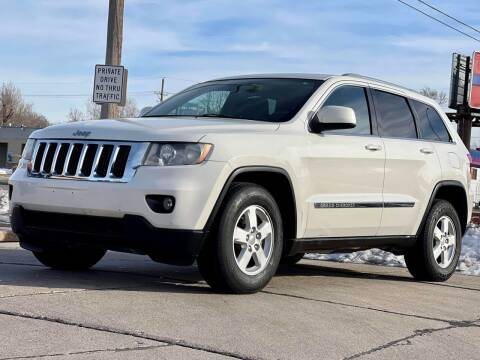 2011 Jeep Grand Cherokee for sale at SOLOMA AUTO SALES in Grand Island NE