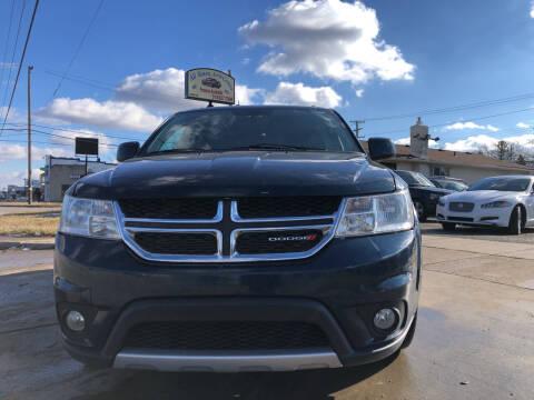 2015 Dodge Journey for sale at All Starz Auto Center Inc in Redford MI