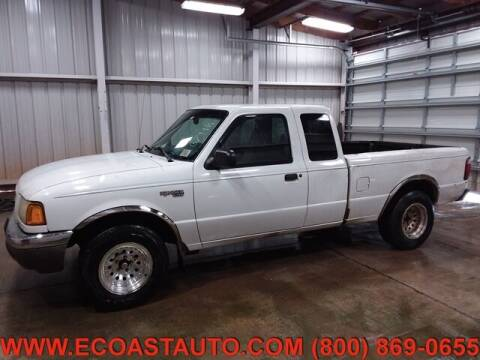 2002 Ford Ranger for sale at East Coast Auto Source Inc. in Bedford VA