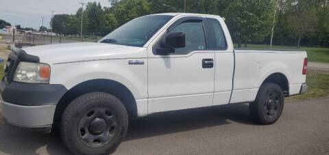 2006 Ford F-150 for sale at Superior Auto Sales in Miamisburg OH