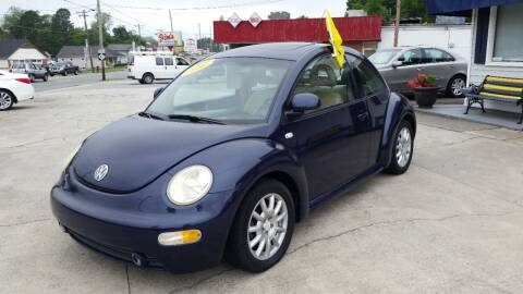 2000 Volkswagen New Beetle for sale at West Elm Motors in Graham NC