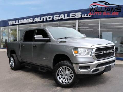 2019 RAM Ram Pickup 1500 for sale at Williams Auto Sales, LLC in Cookeville TN