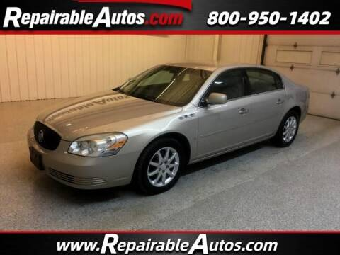 2008 Buick Lucerne for sale at Ken's Auto in Strasburg ND