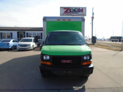 2008 GMC Savana Cutaway for sale at Zoom Auto Sales in Oklahoma City OK