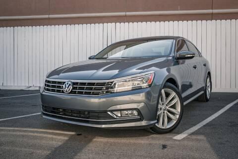 2018 Volkswagen Passat for sale at Private Club Motors in Houston TX