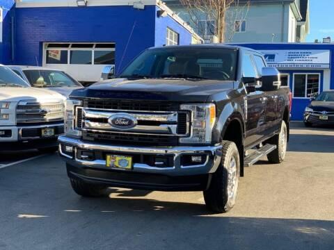 2017 Ford F-250 Super Duty for sale at AGM AUTO SALES in Malden MA