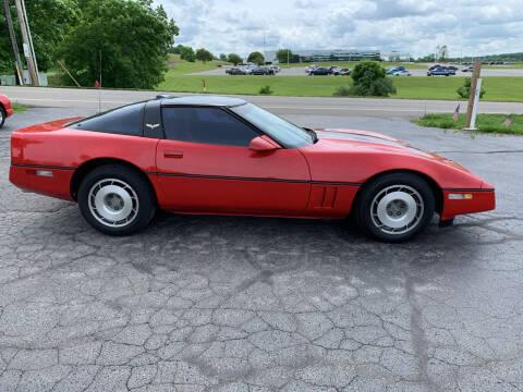 1987 Chevrolet Corvette for sale at Westview Motors in Hillsboro OH