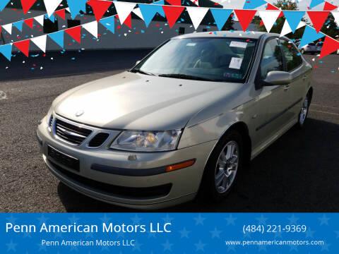 2006 Saab 9-3 for sale at Penn American Motors LLC in Allentown PA