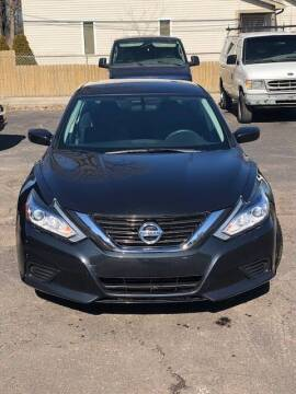 2016 Nissan Altima for sale at Car Now LLC in Madison Heights MI