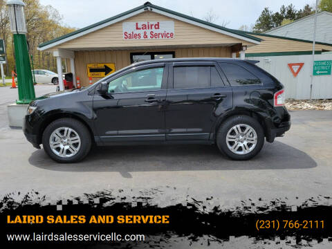 2007 Ford Edge for sale at LAIRD SALES AND SERVICE in Muskegon MI