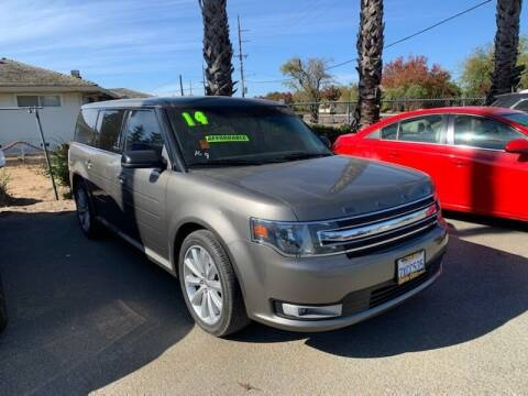 2014 Ford Flex for sale at Contra Costa Auto Sales in Oakley CA