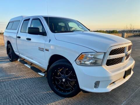 2013 RAM Ram Pickup 1500 for sale at Car Match in Temple Hills MD
