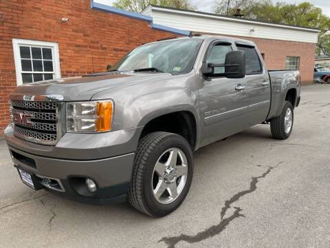 2013 GMC Sierra 2500HD for sale at SETTLE'S CARS & TRUCKS in Flint Hill VA