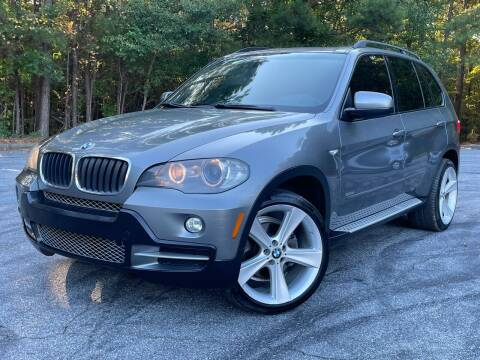 2008 BMW X5 for sale at El Camino Auto Sales - Global Imports Auto Sales in Buford GA