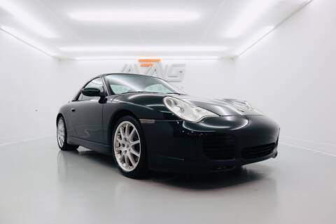 2002 Porsche 911 for sale at Alta Auto Group in Concord NC