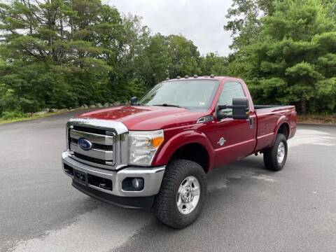 2014 Ford F-350 Super Duty for sale at Nala Equipment Corp in Upton MA