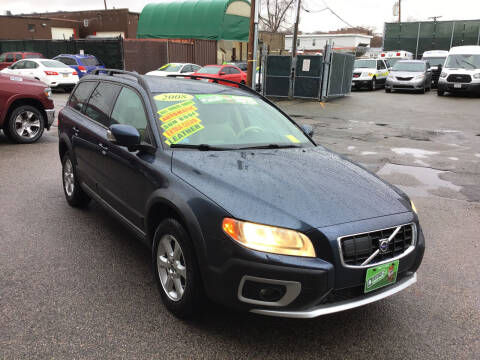 2008 Volvo XC70 for sale at Adams Street Motor Company LLC in Dorchester MA