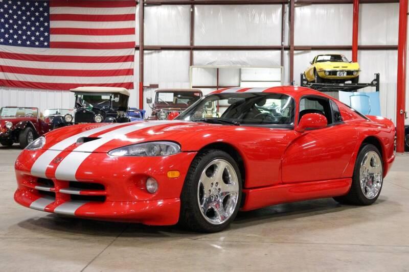 2001 Dodge Viper for sale in Grand Rapids, MI