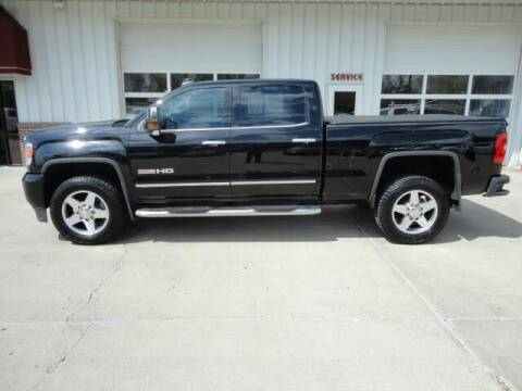 2016 GMC Sierra 2500HD for sale at Quality Motors Inc in Vermillion SD