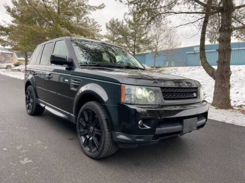 2010 Land Rover Range Rover Sport for sale at PREMIER AUTO SALES in Martinsburg WV