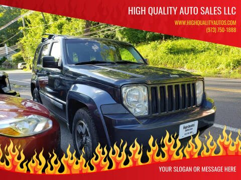 2008 Jeep Liberty for sale at High Quality Auto Sales LLC in Bloomingdale NJ