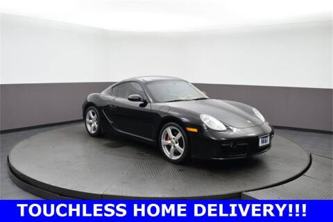 2008 Porsche Cayman for sale at M & I Imports in Highland Park IL