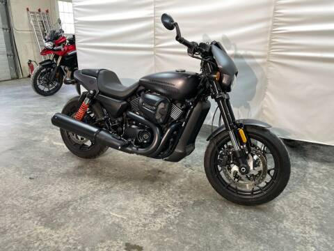 2017 Harley-Davidson Street Rod 750 for sale at Kent Road Motorsports in Cornwall Bridge CT