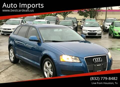 2009 Audi A3 for sale at Auto Imports in Houston TX