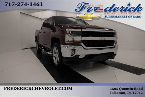 2018 Chevrolet Silverado 1500 for sale at Lancaster Pre-Owned in Lancaster PA