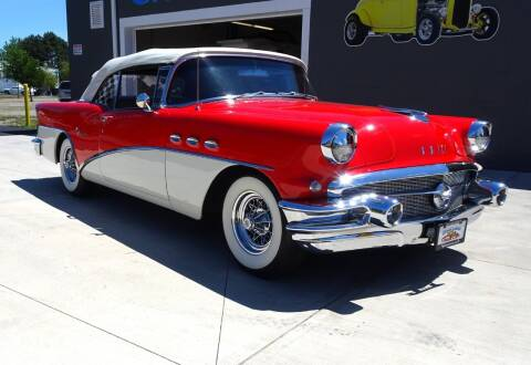 1956 Buick Special for sale at Great Lakes Classic Cars & Detail Shop in Hilton NY