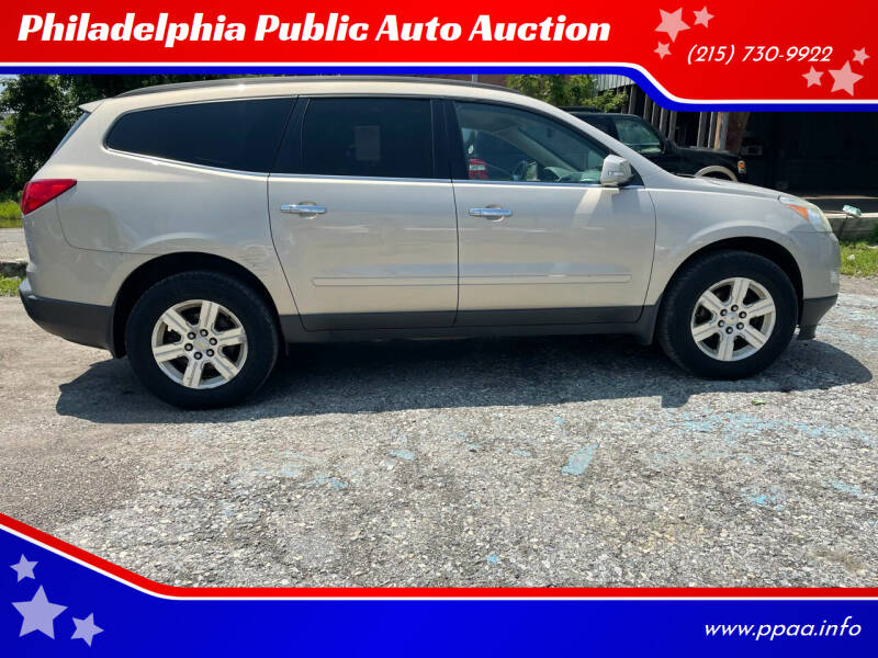 2011 Chevrolet Traverse for sale at Philadelphia Public Auto Auction in Philadelphia PA