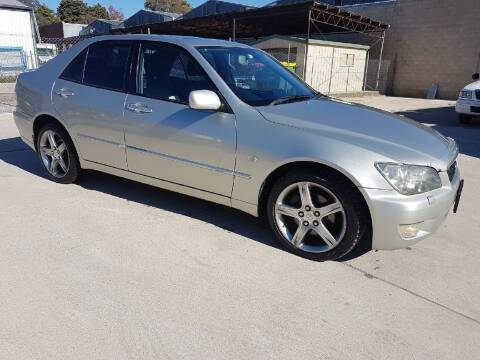 2002 Lexus IS 300 for sale at Glory Auto Sales LTD in Reynoldsburg OH