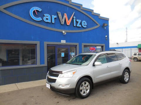 2009 Chevrolet Traverse for sale at Carwize in Detroit MI