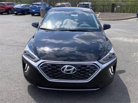 2021 Hyundai Ioniq Hybrid for sale at CU Carfinders in Norcross GA