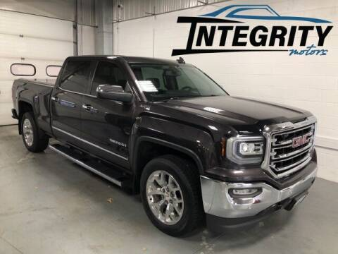 2016 GMC Sierra 1500 for sale at Integrity Motors, Inc. in Fond Du Lac WI