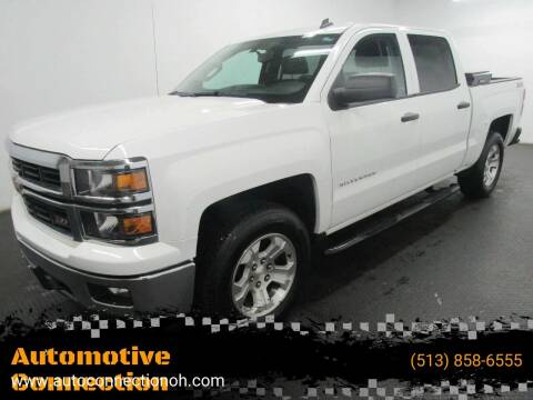 2014 Chevrolet Silverado 1500 for sale at Automotive Connection in Fairfield OH