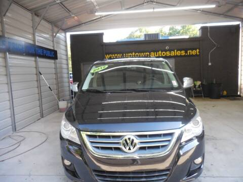 2012 Volkswagen Routan for sale at Uptown Auto Sales in Charlotte NC