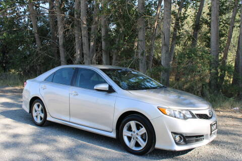 2013 Toyota Camry for sale at Northwest Premier Auto Sales in West Richland WA