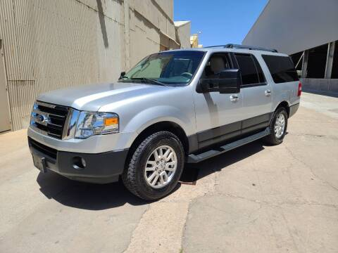 2011 Ford Expedition EL for sale at NEW UNION FLEET SERVICES LLC in Goodyear AZ