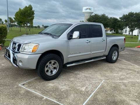2007 Nissan Titan for sale at M A Affordable Motors in Baytown TX