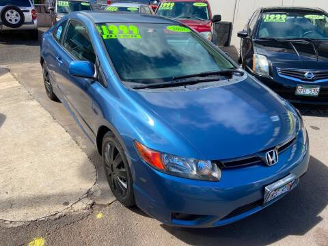 2007 Honda Civic for sale at Ohana Auto Sales in Wailuku HI